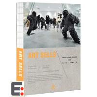 ART SELLS 装置视觉营销设计图书 空间活动设计 活动策划 展览展示设计书籍