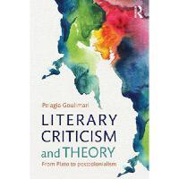 【预订】The Routledge Concise History of Literary Criticism and