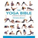 英文原版 瑜伽圣经 练习指南 The Yoga Bible: The Definitive Guide to Yoga