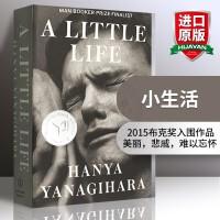 小生活 英文原版书 A Little Life 布克奖美国国家图书奖入围作品 柳原汉雅 英文版原版小说 正版进口英语书