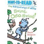 英文原版 秋千 Swing, Otto, Swing!
