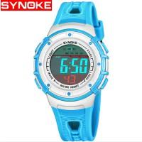 时诺刻 儿童电子手表 多功能运动儿童电子表 生活防水夜光学生电子手表