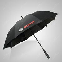 德国雨伞黑色大雨具电动工具限量版
