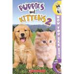 【预订】Now You See It! Puppies & Kittens 2