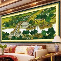 家居生活用品清明上河图 十字绣 全景满绣22米6米3米2米全图古典客厅 线绣