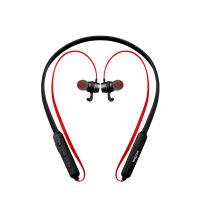 酷隆沃品系列运动蓝牙耳机颈挂式入耳挂脖头戴式无线跑步耳塞通话超长待机