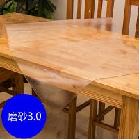 pvc桌布透明�玻璃防水防�C桌面桌�|茶��|塑料�A形餐�z�|水晶板