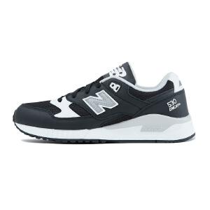 New Balance/NB男鞋女鞋 2017新款复古运动休闲跑步鞋 M530LGB