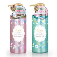 日本进口 laggie洗发水护发素400ml 去屑止痒 滋润保湿 修护受损 控油清爽