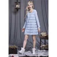 [T81-227]839女士女裙子打底女装连衣裙40