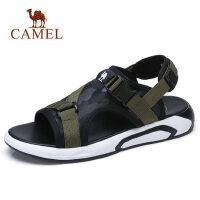 camel 骆驼男鞋 新款夏季时尚潮流凉鞋 夏天海边休闲度假透气凉鞋男