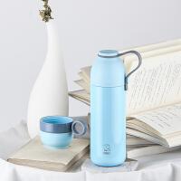保温杯水杯儿童不锈钢便携韩版可爱2018