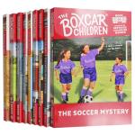 棚车少年52-60册套装 英文原版 The Boxcar Children Mysteries Books 52-60