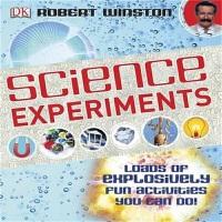 英文原版 DK儿童科学实验图解指南 Science Experiments 8-12岁 科普读物 DK百科 Robert