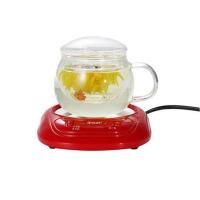 茶炉茶座保温底座 暖奶器电热杯垫茶水加热可调茶具 装