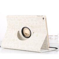 苹果ipad mini2/3保护套爱派迷你1皮套apid休眠壳ipod壳子可旋转 Mini123 小魔女白色
