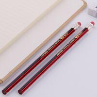 晨光2B六角木杆铅笔红黑抽条10支装AWP30804 10支装当当自营