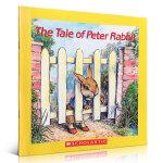 【顺丰包邮】英文原版 The Tale of Peter Rabbit 儿童启蒙绘本 美国百本必读