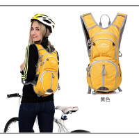 户外背包登山包男女徒步轻便骑行背包超轻防水运动小双肩包15L