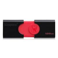 Kingston金士�D 128GB U�P DT100G3 128G usb3.0 u�P128g推拉高速���PUSB3.0