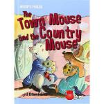 【预订】The Town Mouse and the Country Mouse and Other Fables