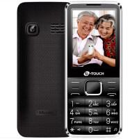 天语(K-Touch)T2 移动/联通GSM 双卡双待 直板 老人手机 大字体 手机 持久待机大按键