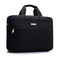 电脑包男手提15.6寸时尚14单肩包笔记本包大容量