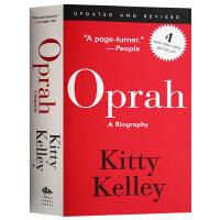 奥普拉传 英文原版人物传记 Oprah A Biography 脱口秀女王 黑人亿万富翁 励志成长经历 Kitty K