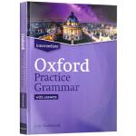 牛津英语实用语法教材 中级 新版 英文原版 Oxford Practice Grammar Intermediate