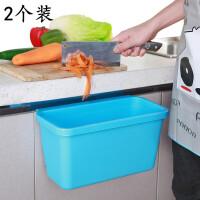 厨房置物架收纳架 家居厨房用品用具小百货橱柜多功能收纳置物架神器厨具实用小工具 2个蓝色