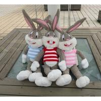 超可爱毛绒玩具公仔流氓兔布娃娃特大号兔八哥娃娃彼得兔玩偶
