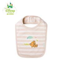迪士尼Disney 婴儿口水巾新生儿围嘴饭兜纯棉儿童围兜161P715