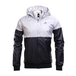 Adidas阿迪达斯男装  训练运动休闲系列夹克外套 BK5554/BK5555/BK5557
