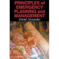 【预订】Principles of Emergency Planning and Management