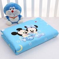 婴儿纯棉隔尿垫防水可洗超大床垫透气宝宝尿垫儿童月经姨妈垫