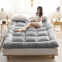 羊羔绒床垫加厚保暖榻榻米床垫床褥子1.5mX1.8X2.0X2X2.2米床垫被