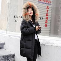 冬季棉衣中长款韩版宽松学生面包ins反季羽绒女外套
