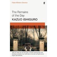 英文原版 长日留痕 石黑一雄 The Remains of the Day Kazuo Ishiguro 2017年诺