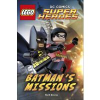 现货乐高DC漫画 超级英雄:蝙蝠侠任务 LEGO? DC Comics Super Heroes: Batman's M