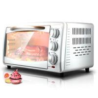 家用烤箱烘焙自动小型蛋糕迷你电烤箱22升