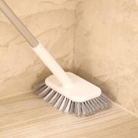 家居生活用品长柄硬毛洗地刷子墙面瓷砖浴室卫生间厕所地板地砖水池清洁刷