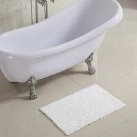五星级长毛地垫浴室脚垫厨房卫生间吸水防滑垫子地毯 50x75x600克