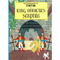 The Adventures of Tintin: King Ottokars Sceptre 丁丁历险记・奥托卡王的权杖 ISBN 9780316358316