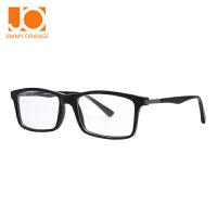 Jimmy Orange JO眼镜框 眼镜男方框大框 时尚商务经典板材眼镜架JO7600