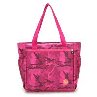 新款女包女士旅行包尼龙牛津布帆布包单肩手提斜跨大包包购物袋女 暗花