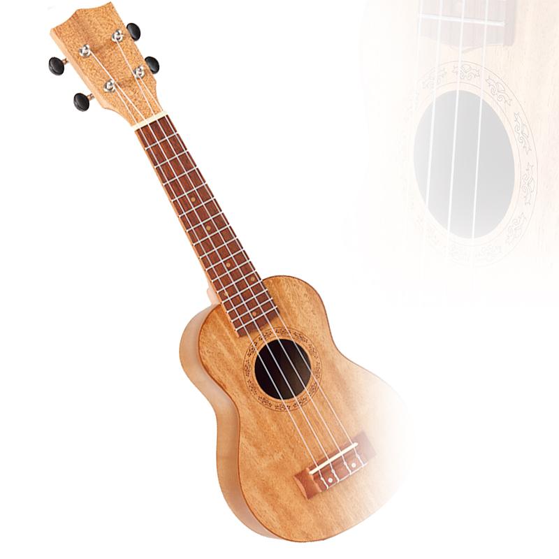 小吉他学生儿童男少女樱花乌克丽丽26尤克里里23寸初学者入门