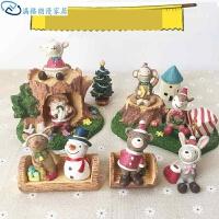 客厅酒柜摆件动物树脂礼物礼品天空桌面圣诞节星空摆件仰望装饰品小号饰品工艺