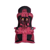 儿童安全座椅汽车用0-12岁便携式婴儿宝宝小孩车载安全带坐椅座垫