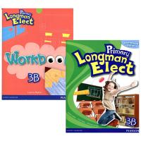 现货正版 培生香港朗文小学英语教材3b全套 英文原版 Pearson Primary Longman Elect 3B