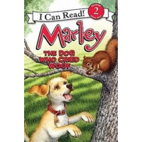 Marley: The Dog Who Cried Woof小狗马利:哭泣的小狗(I Can Read,Level 2
